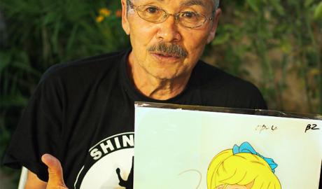 Addio a Masari Suda il character design di Kiss Me Licia-Fonte Immag.TigerTokio